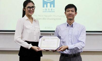 Ngọc Hân đạt học bổng toàn phần ngành Quản trị kinh doanh