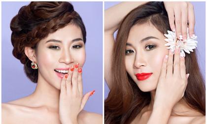 """""""Người đẹp chuyển giới"""" Lan Phương khoe nhan sắc mỏng manh"""