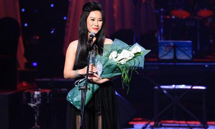 Hà My The Voice bất ngờ giành giải Bài hát Việt