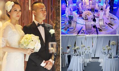Những gì làm nên siêu đám cưới trị giá 7 tỷ của siêu mẫu Ngọc Thạch?