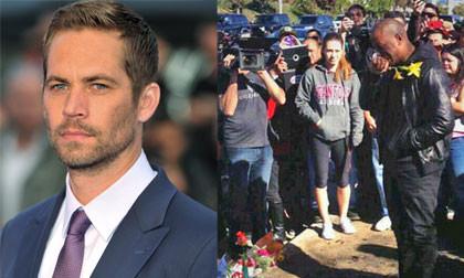 Bạn diễn của Paul Walker khóc thương nam diễn viên tại hiện trường tai nạn