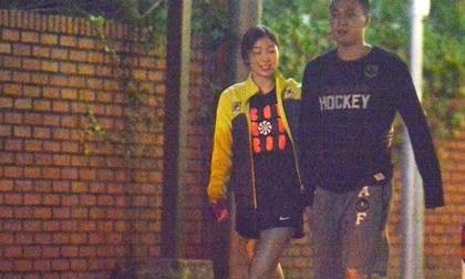 """""""Nữ hoàng trượt băng Hàn Quốc"""" Kim Yuna đang hẹn hò"""
