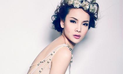 Ngắm Yến Trang xinh đẹp như nữ hoàng