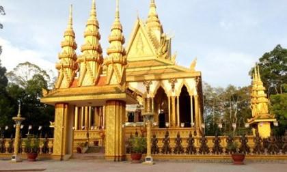 Đại gia Trầm Bê xây ngôi chùa thứ 9, trị giá 600.000 USD