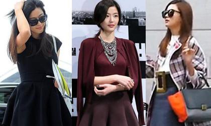 Jeon Ji Hyun - Biểu tượng thời trang của làng giải trí Hàn