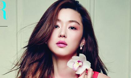 """Ngắm vẻ đẹp hoàn hảo của """"minh tinh trái đất"""" Jeon Ji Hyun"""