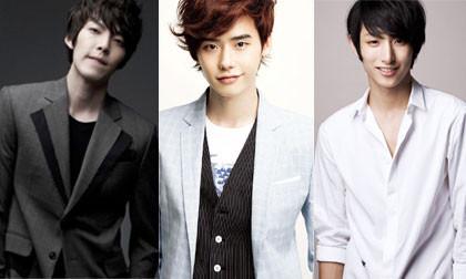 Top 5 sao nam Hàn thành công ở lĩnh vực diễn xuất và người mẫu
