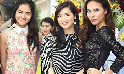 Hoa hậu Giáng My trẻ trung nổi bật bên dàn mẫu trẻ