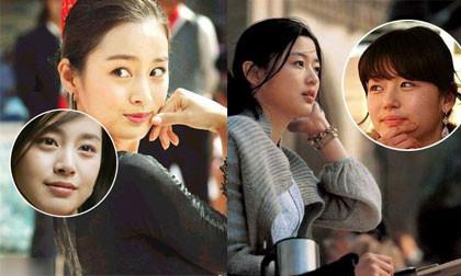 Hành trình biến đổi nhan sắc của loạt mỹ nhân đình đám xứ Hàn