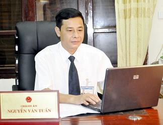 Thẩm phán Nguyễn Văn Tuấn, Chánh án TAND huyện Chương Mỹ, TP Hà Nội: Xây dựng hình ảnh người cán bộ Toà án mẫu mực, chí công, vô tư
