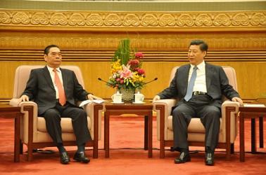 Hoạt động của Đặc phái viên Lê Hồng Anh tại Trung Quốc