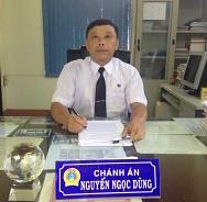 Thẩm phán Nguyễn Ngọc Dũng, Chánh án TAND TX Hương Thủy, Thừa Thiên-Huế: Lấy sự đoàn kết làm nền tảng để xây dựng tập thể vững mạnh
