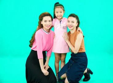 Chung kết Bước nhảy hoàn vũ nhí 2014: Hà Hồ giúp đỡ đội Yến Trang