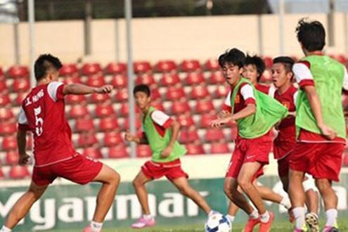 U19 Việt Nam gặp U19 Hàn Quốc: Không là kẻ lót đường