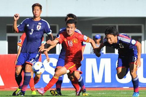U19 Việt Nam – U19 Nhật Bản: Thua đau phút cuối
