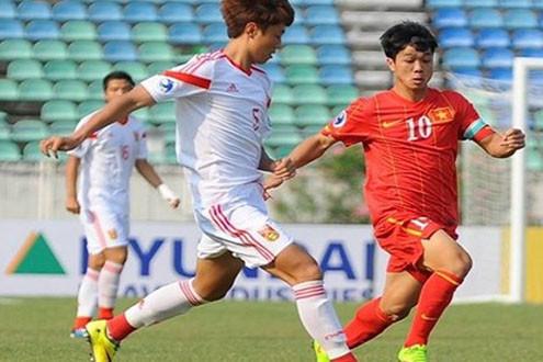 U19 Việt Nam hòa trong tiếc nuối