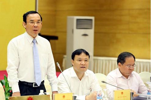 Ông Hà Văn Thắm bị bắt do không khắc phục được sai phạm