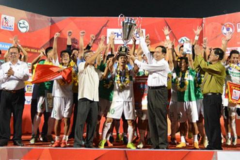U19 HAGL JMG phá dớp về nhì, lên ngôi vô địch giải U21 Quốc tế