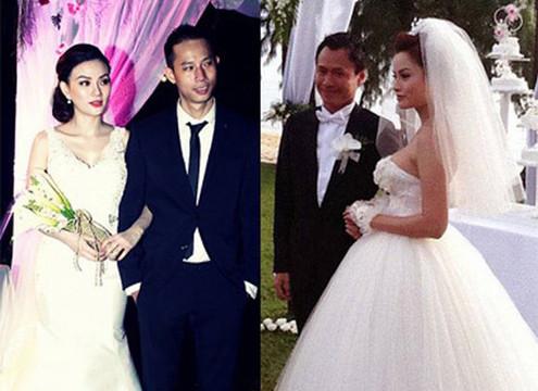 Lý giải vì sao Người đẹp Vbiz thích bí mật tổ chức đám cưới