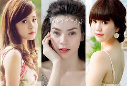 Những đôi mắt làm cả showbiz Việt 'điên đảo'