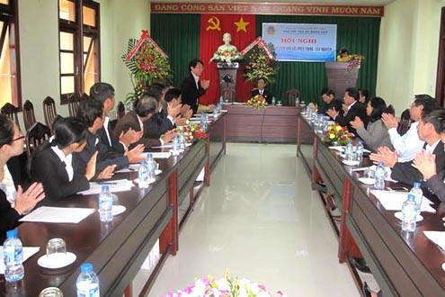 Hội nghị cộng tác viên Tạp chí Tòa án khu vực Miền Trung-Tây Nguyên
