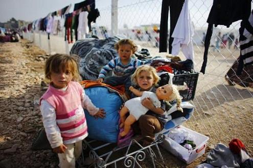 UNICEF: Năm 2014 là năm kinh hoàng với 15 triệu trẻ em trên thế giới