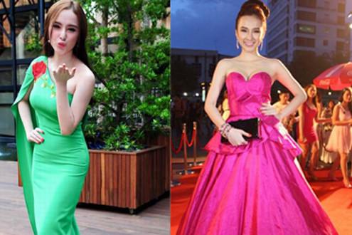 Thời trang thảm đỏ của Angela Phương Trinh: Khi nữ hoàng lúc thảm họa