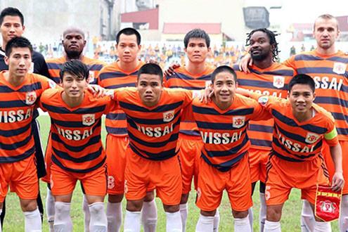 V. Ninh Bình xin giải thể đội bóng