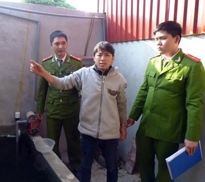 Hà Nội: Dùng thuốc diệt cỏ hạ độc tình địch