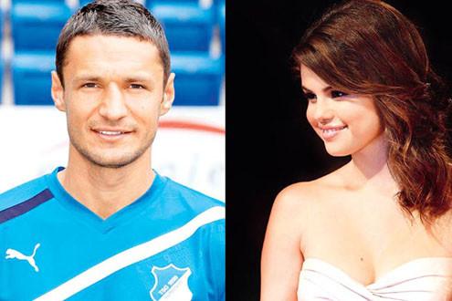 Selena Gomez trở thành WAGs của cầu thủ Bundesliga?