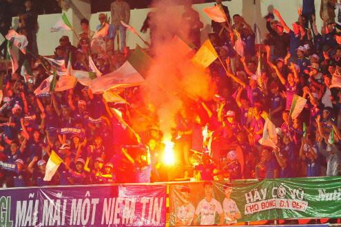 V-League 2015: HAGL nhận án phạt thứ hai