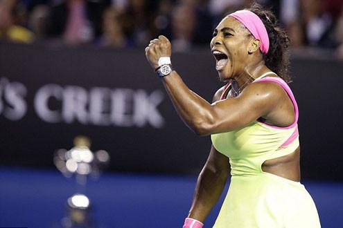 Serena Williams đánh bại Maria Sharapova đăng quang ngôi vô địch Australia Open