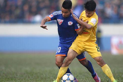 V7 V-League: ĐT.LA bất bại, Than Quảng Ninh và B. Bình Dương dậm chân tại chỗ