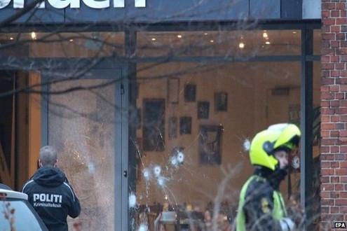 Đan Mạch: Nổ súng tại cuộc thảo luận về tội phỉ báng, 1 người thiệt mạng