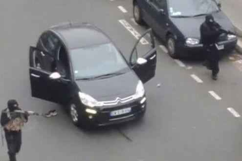 """Amedy Coulibaly là kẻ """"lãnh đạo"""" vụ Charlie Hebdo"""