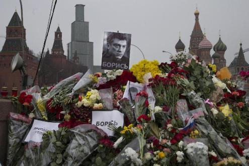Bắt giữ hai nghi can vụ ám sát Boris Nemtsov
