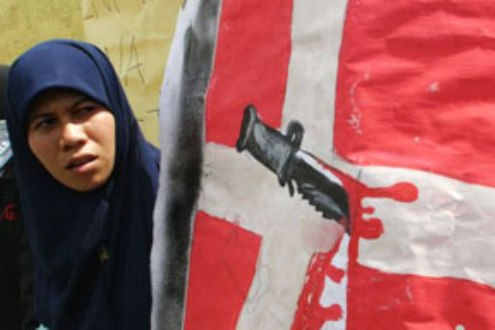 Đan Mạch: Dạy khủng hoảng tranh biếm họa trong trường học sau vụ Charlie Hebdo?