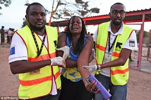147 người chết trong vụ thảm sát trường ĐH tại Kenya, vụ tấn công được báo trước