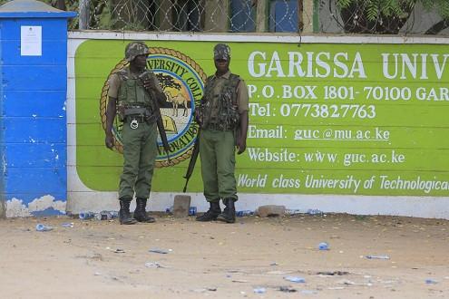 Hồi giáo Somali thề sẽ nhuộm Kenya bằng máu