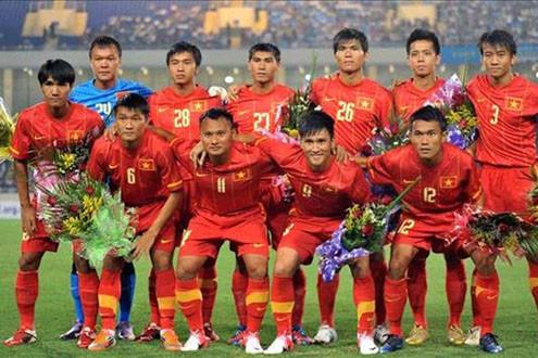 Việt Nam đứng đầu khu vực ĐNA trên BXH FIFA tháng 4/2015
