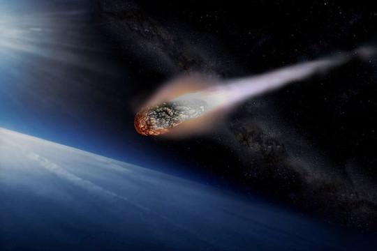 Phát hiện tiểu thiên thạch sắp va vào trái đất