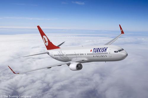 Thêm một máy bay của Thổ Nhĩ Kỳ phải chuyển hướng vì bị đe dọa đánh bom