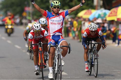 Number One: 18 năm gắn bó với Giải đua xe đạp Cúp Truyền hình TP.HCM