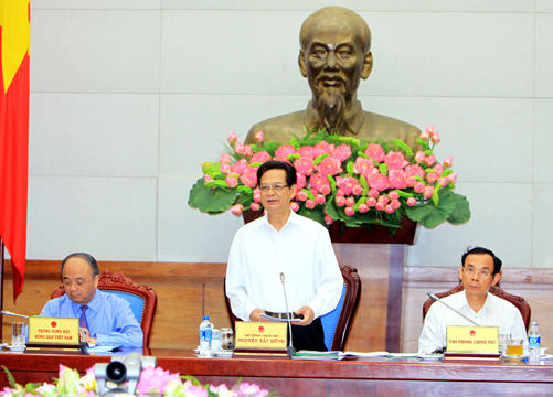 Thủ tướng làm việc với Trung ương Hội Nông dân Việt Nam