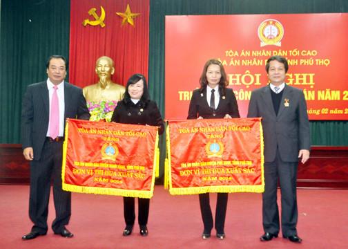 TAND huyện Đoan Hùng, Phú Thọ: Thi đua là động lực thúc đẩy hoàn thành xuất sắc mọi nhiệm vụ