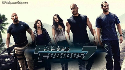 """Bom tấn """"Fast & Furious 7"""" vào đề thi thử THPT Quốc gia"""