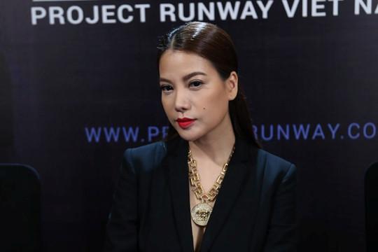 Trương Ngọc Ánh diện veston giá 150 triệu đi chấm thi Project Runway Việt Nam