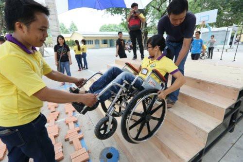 Đại học Ngoại thương tuyển thẳng thí sinh khuyết tật có học lực khá