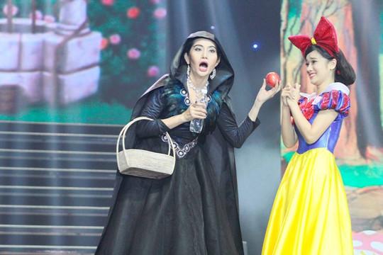 """Hoàng Yến Chibi """"thất hứa"""" với danh hài Thu Trang"""
