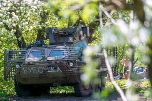 Kiev: 2 lính Nga đã bị bắt giữ ở miền đông Ukraine